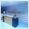 decorative fiberglass wall panel
