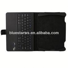 folio leather case stand bluetooth keyboard for ipad air keyboard leather case for ipad air
