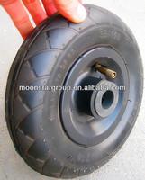 200x50 Pneumatic Wheel with Plastic Hub
