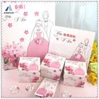 Mountain 2014 Elegant laser cut paper craft wedding invitations
