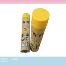 PU Self supporting foam pu foam sealant adhesive 80% foam instantly
