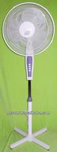 16 inch electric stand fan cross base