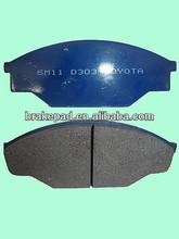 china asbestos free car brake pad for PEUGEOT 505 Break