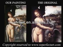 Old famous paintings of Leonardo Da Vinci