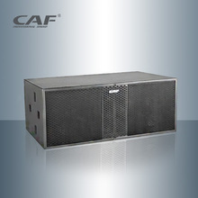 CAF High Power Sub-woofer Pa sub bass live Speaker system
