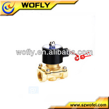 Brass air 24V dc normally closed mitsubishi solenoid valve
