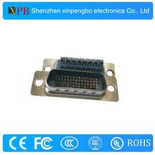 High Density DVI 60 Pin 3 rows D-SUB Connector