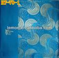 Lago blu gele headtie, african headtie, 13 colore diverso in calzino