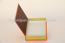 fashion recycle and decorative beautiful foldable underwear storage box