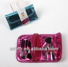 Manicure make-up brush set