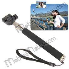 Universal 1/4 Screw T-200L Extendable Twist and Lock Handheld Monopod for Digital Camera