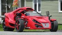 VIPER Trike-Bike KTD SR-250 Trike-Car. 250cc Street Legal Trike