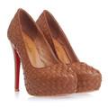 ingrosso popolare elegante scarpe color cammello per le donne 2014
