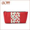 2015 fashion travel cosmetic bag neoprene wine bag
