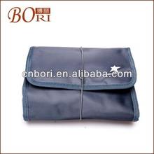 2015 fold open cosmetic bag neoprene picnic bag