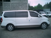 Hyundai Grand Starex Used Mini Van 2012 yr