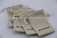 Popular new products 100% jute fabric bag sofa fabric