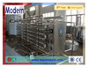 Automatic temperature control juice or milk pasteurization machine
