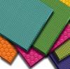 eva foam sheet/wholesale thin color glitter adhesive craft goma eva sheet