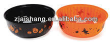 European Fashionable First Rate High Quality food grade halloween candy bowls Bpa free