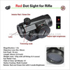 Red Dot Sight for Rifle and Hand Gun