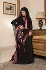Pinkish Modeling Design Abaya