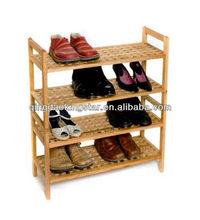 cheap wooden ikea shoe rack