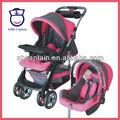 Niños cochecito de bebé con silla de coche/plegable cochecitos de niños