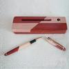 Wood Pen Case with Pen