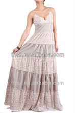 new fashion ladies long dress ladies western dress designs evening dress 2014