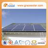 Ground mounting system solar panel price solar kit
