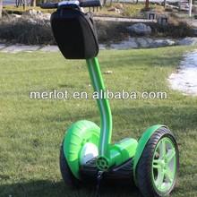 2 wheels self balancing standing up kids+electric+go+kart