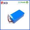 KXD 36v ebike battery cheap lifepo4 battery 8ah