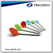 Wholesale Colorful Silicone Kitchen Utensil Set