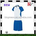azul e branco futebol uniformes