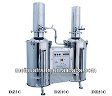 5L/10L/20L Electric Heating Double Water Distilling Apparatus