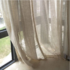 China factory hot selling voile curtain Fabric