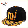 OEM 3D Embroidery Snapback Caps/Flat Brim Snapback Hats/2014 Top Fashion Custom New Embroidery Cap
