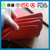 Food Grade Free Sample Red Silicone Rubber Sheets