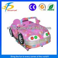 amusement park kids games Kids' Racing car mini car ride