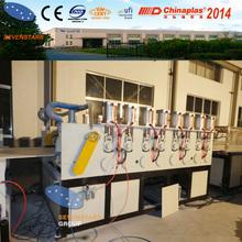 BDX 1220 PLC controled multiuse pvc foam board extruding system