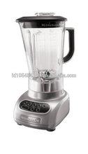 KitchenAid KSB560MC 5-Speed Blender with Polycarbonate Jar, Metallic Chrome