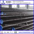 Ms bajo negro de carbono de tubos sin costura/tubos de hierro