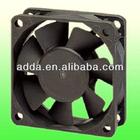 60x60x20mm AD6020 laptop cpu cooling fan