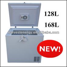 2014 NEW Model 12V 24V DC Solar Chest Freezer