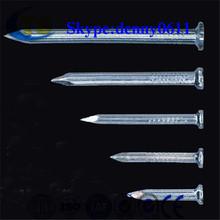 steel concrete natural long nails