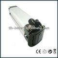 37v 10ah bateria de lítio para a bicicleta elétrica( peixe de prata)