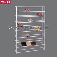 hot sale multilayer retail shoe rack display