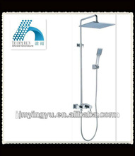 JF-CR0043 chinese high quality copper shower set