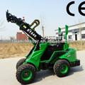 venda quente multifuncionais equipamentos agrícolas dy840 retroescavadeira trator